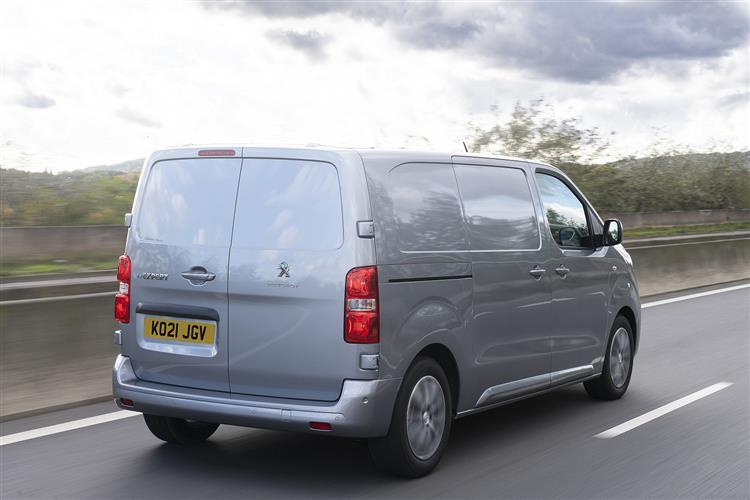 Peugeot Expert E-Standard 1200 100kW 75kWh S Van Auto