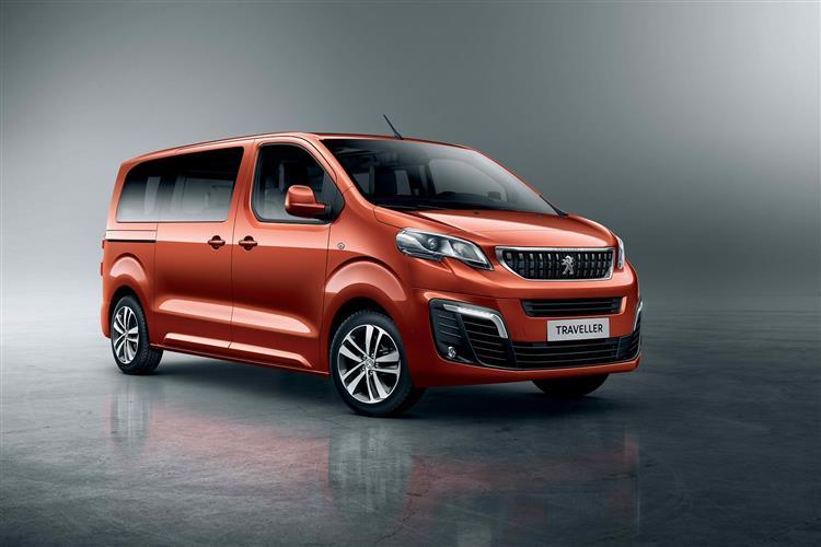 Peugeot Traveller 2.0 BlueHDi 180 Active Standard [8 Seat] 5dr EAT8 image 1
