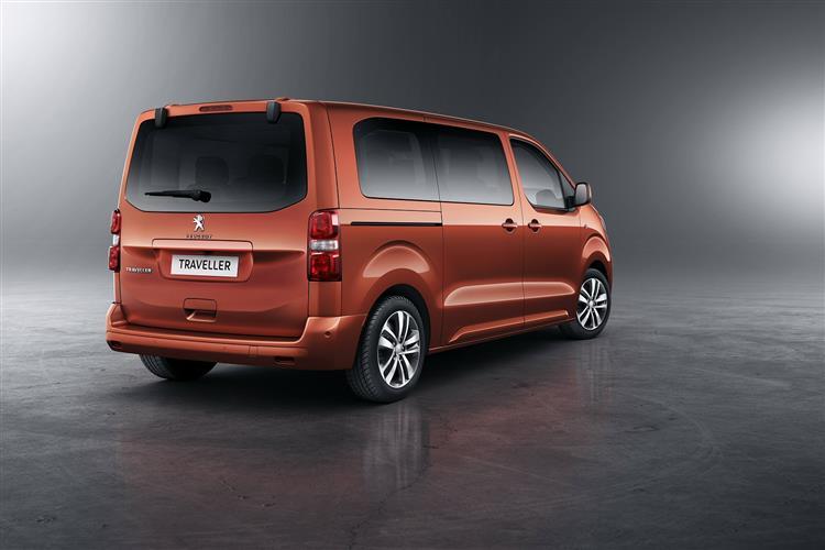 Peugeot Traveller 2.0 BlueHDi 180 Active Standard [8 Seat] 5dr EAT8 image 3