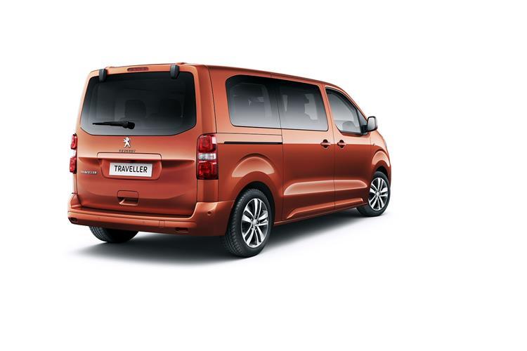Peugeot Traveller 2.0 BlueHDi 180 Active Standard [8 Seat] 5dr EAT8 image 5