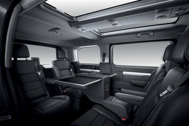 Peugeot Traveller 2.0 BlueHDi 150 Active Standard [8 Seat] 5dr image 7