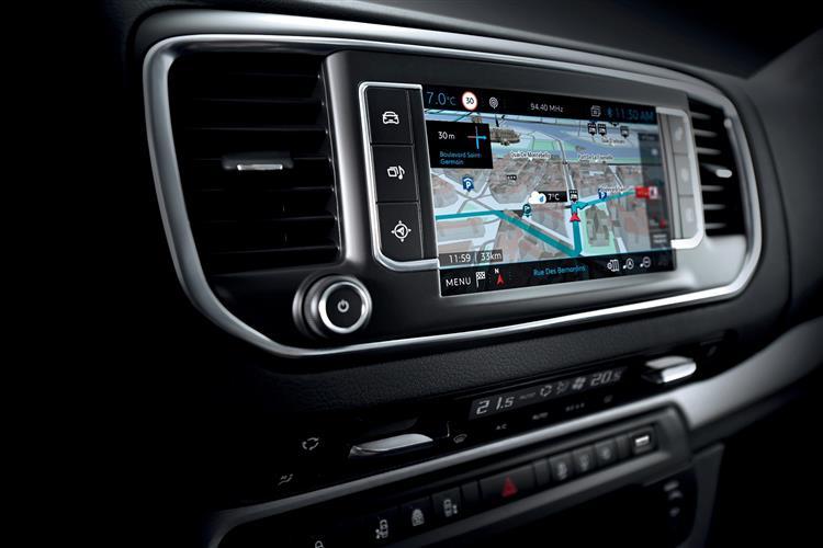 Peugeot Traveller 1.5 BlueHDi 120 Active Standard 5dr image 8