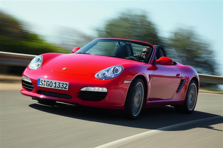 New Porsche Boxster '987 Series' (2004-2012) review