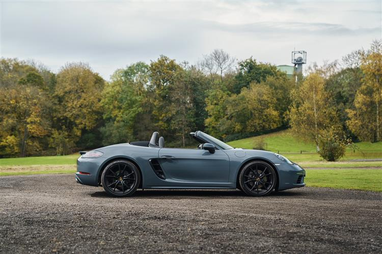718 BOXSTER ROADSTER Image