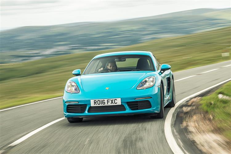 718 CAYMAN COUPE Image