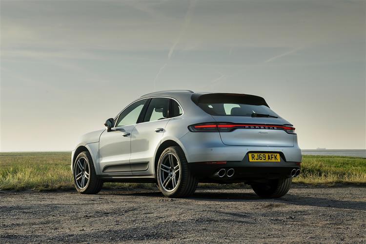 New Porsche Macan review