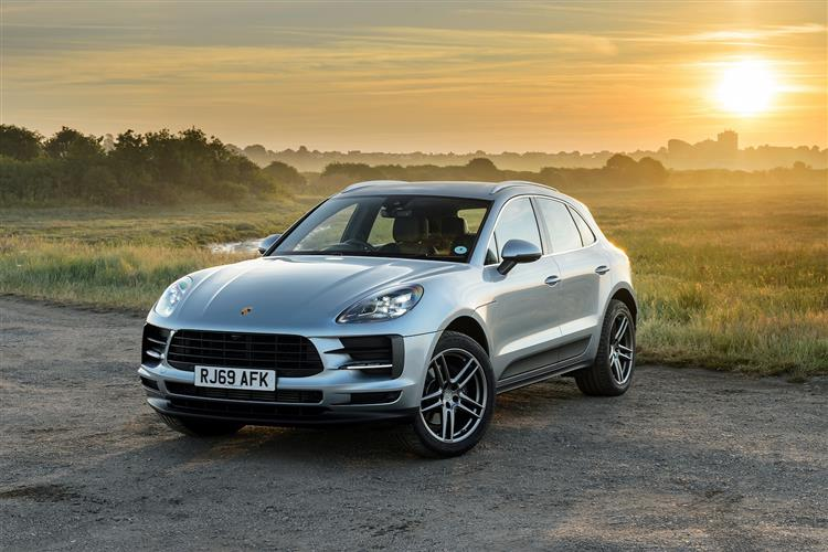 Porsche MACAN ESTATE Turbo 5dr PDK