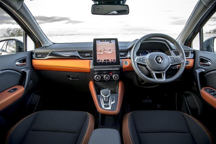 RENAULT CAPTUR HATCHBACK 1.6 E-TECH PHEV 160 S Edition 5dr Auto [Bose]