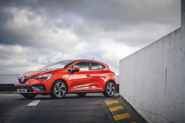 New Renault Clio E-TECH Hybrid review