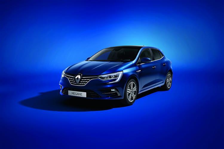 RENAULT MEGANE DIESEL HATCHBACK 1.5 Blue dCi Iconic 5dr Auto