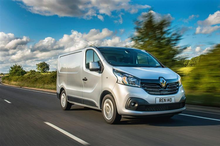 New Renault Trafic review