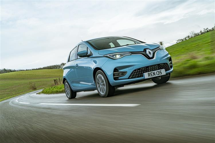 Renault ZOE 100KW i GT Line R135 50KWh 5dr Auto