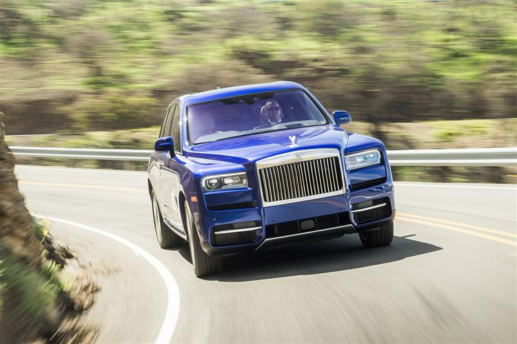 Rolls-Royce Cullinan - Takes the world in its stride image 4