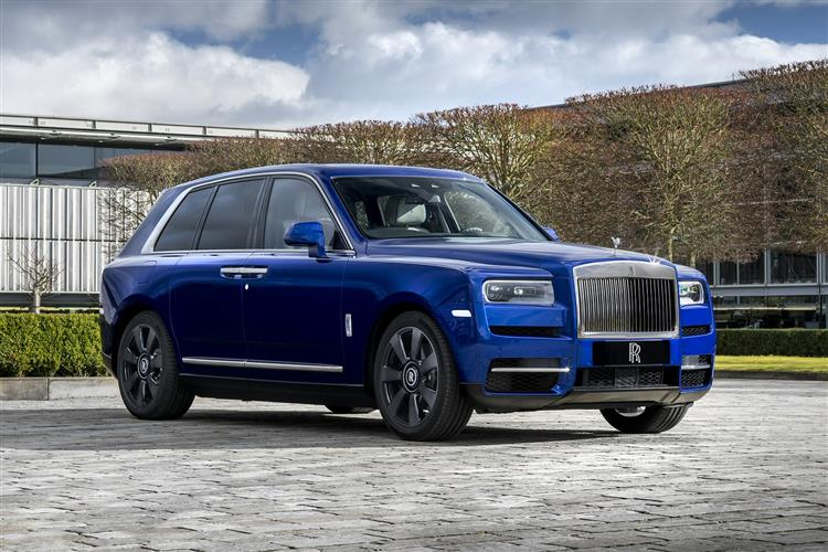 Rolls-Royce Cullinan - Takes the world in its stride image 7
