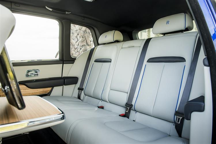 Rolls-Royce Cullinan - Takes the world in its stride image 8