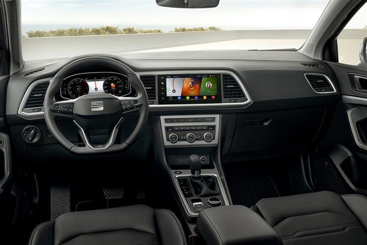 Seat ATECA 1.0 TSI Ecomotive SE Technology [EZ] 5dr