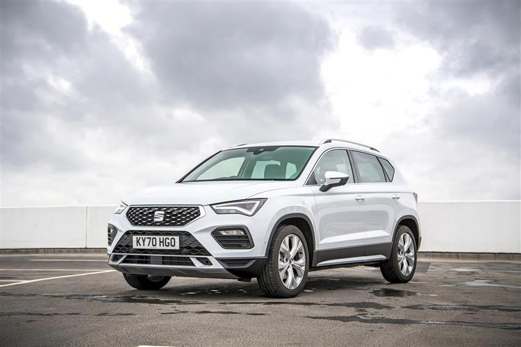 SEAT ATECA ESTATE 1.5 TSI EVO SE Technology 5dr