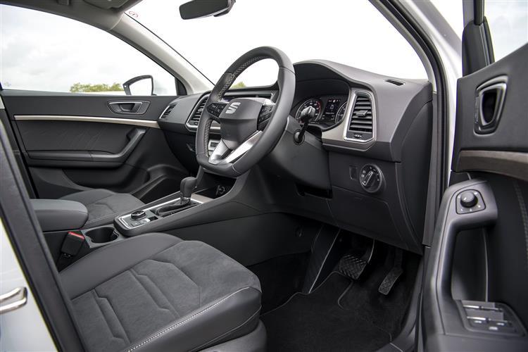 Seat ATECA 1.5 TSI EVO SE Technology [EZ] 5dr