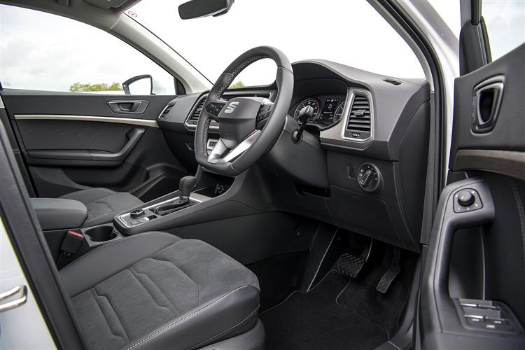 SEAT Ateca 2.0 TDI 150 FR 5dr Diesel Estate