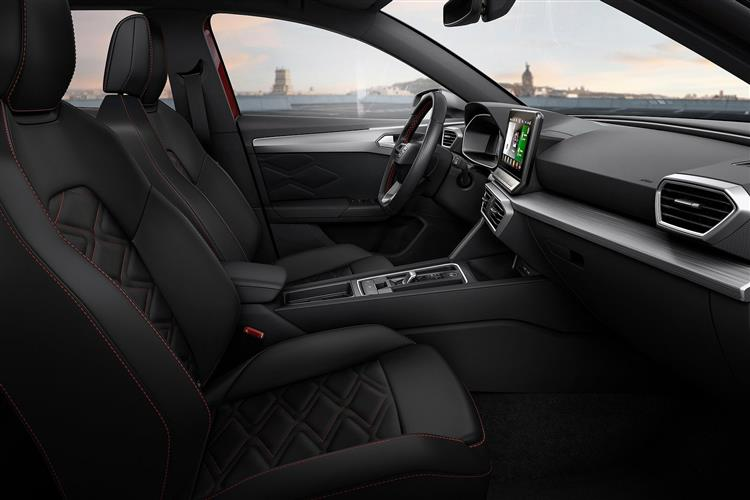 Seat LEON 1.5 TSI EVO 150 FR 5dr