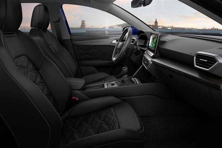 Seat LEON 1.5 TSI EVO FR 5dr