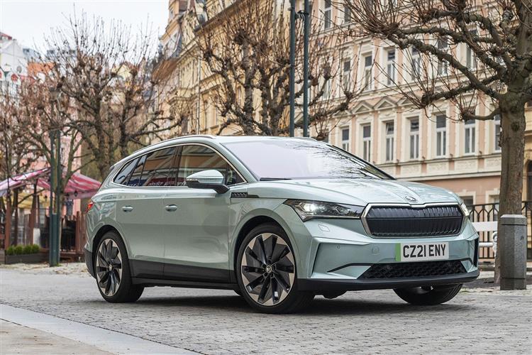 Škoda ENYAQ IV ESTATE 132kW 60 Lodge 62kWh 5dr Auto [100kW]