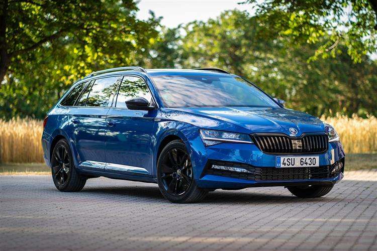 SKODA SUPERB ESTATE 1.5 TSI SE L 5dr DSG