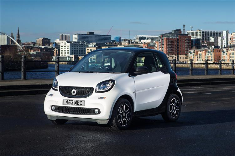 Smart FORTWO COUPE SPECIAL EDITIONS 1.0 White Edition 2dr
