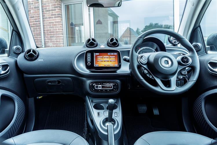 SMART FORTWO ELECTRIC CABRIO 60kW EQ Premium 17kWh 2dr Auto [22kWCh]