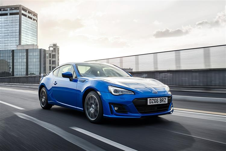 New Subaru BRZ review