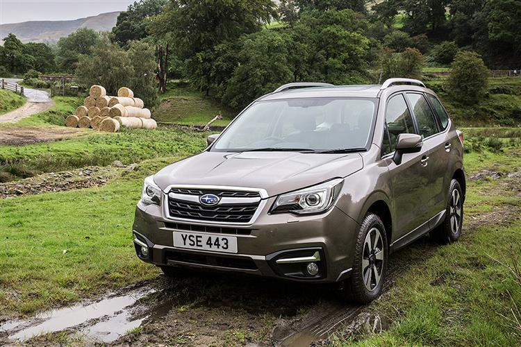Subaru FORESTER ESTATE 2.0i XE Lineartronic 5dr