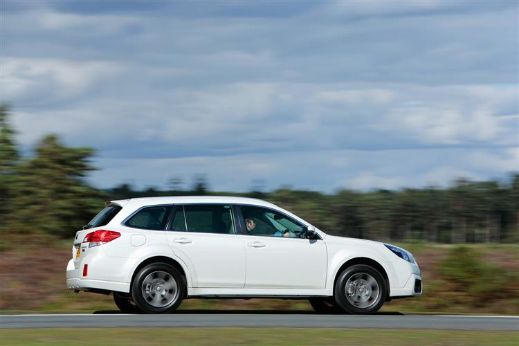 New Subaru Outback (2013 - 2015) review