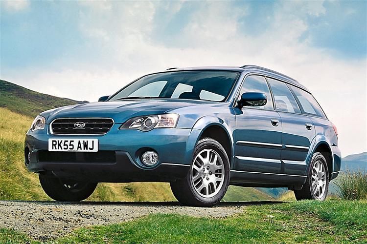 New Subaru Outback (2005 - 2009) review