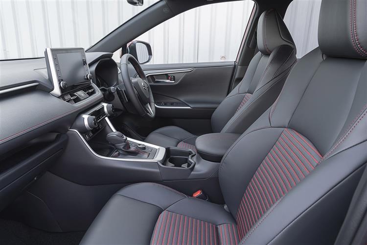 Suzuki Across SUV 2.5 PHEV E-Four 5dr CVT - COMING SOON image 9