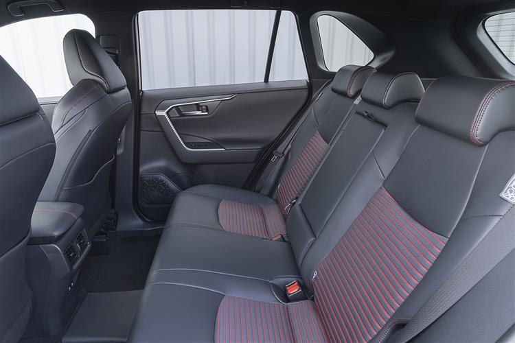 Suzuki Across SUV 2.5 PHEV E-Four 5dr CVT - COMING SOON image 10