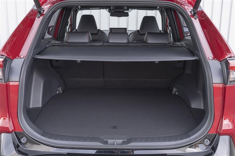 Suzuki Across SUV 2.5 PHEV E-Four 5dr CVT - COMING SOON image 11