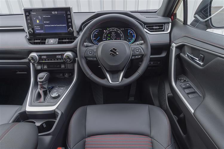 Suzuki Across SUV 2.5 PHEV E-Four 5dr CVT - COMING SOON image 12
