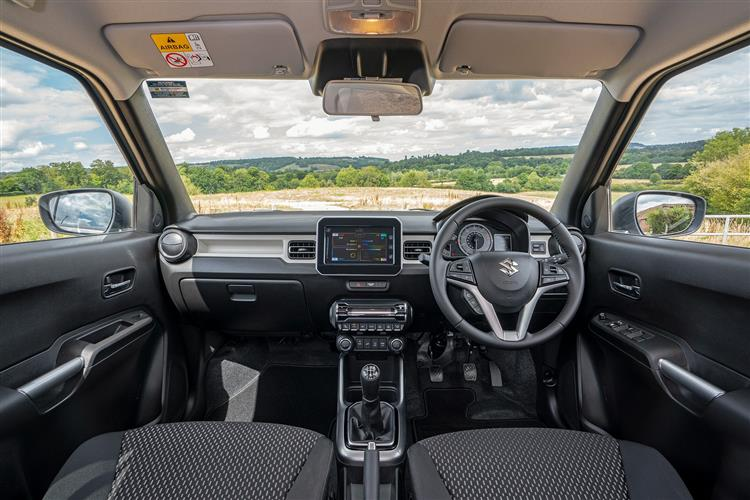 Suzuki Ignis 1.2 Dualjet 12V Hybrid SZ3 5dr image 6