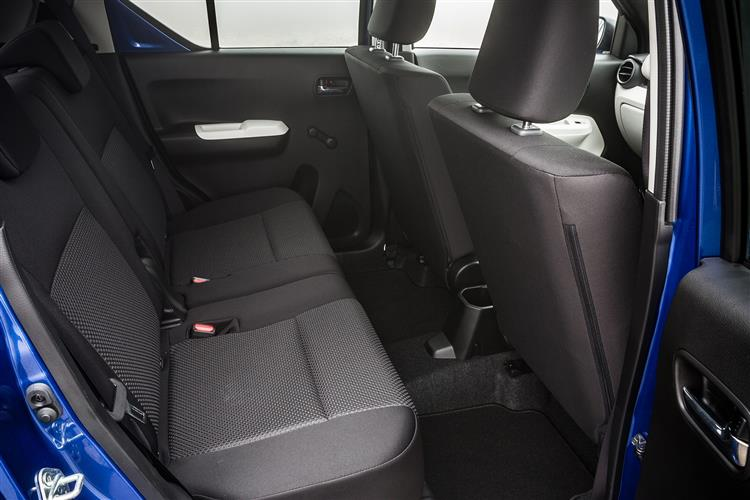 Suzuki Ignis 1.2 Dualjet SHVS SZ5 ALLGRIP 5dr image 6