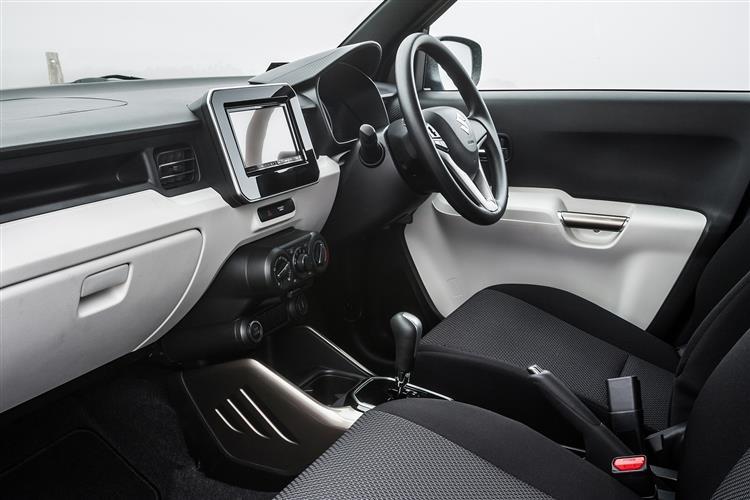 Suzuki Ignis 1.2 Dualjet SHVS SZ5 ALLGRIP 5dr image 7