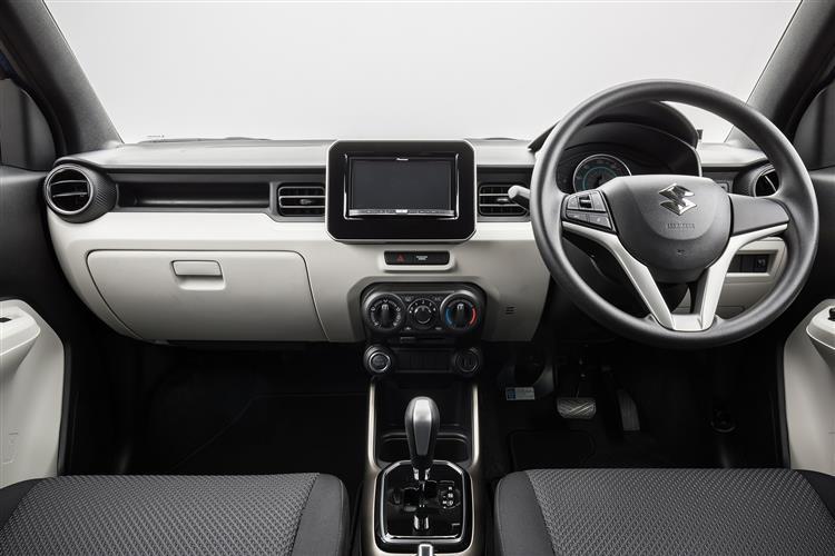 Suzuki Ignis 1.2 Dualjet SHVS SZ5 ALLGRIP 5dr image 8
