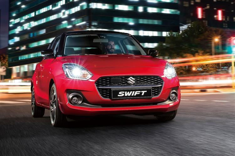 Suzuki Swift 1.2 Hybrid SZ-T 5dr image 2