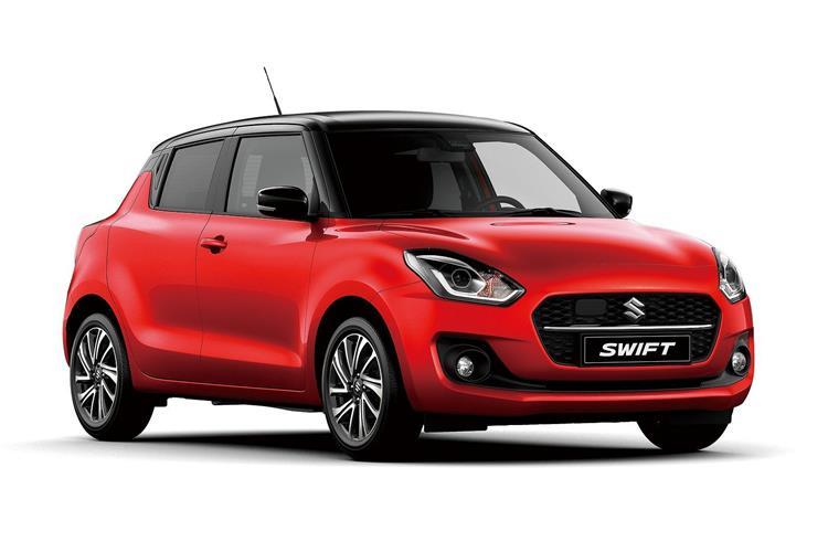 Suzuki Swift 1.2 Hybrid SZ-T 5dr image 4