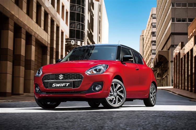 Suzuki Swift 1.2 Hybrid SZ-T 5dr image 7