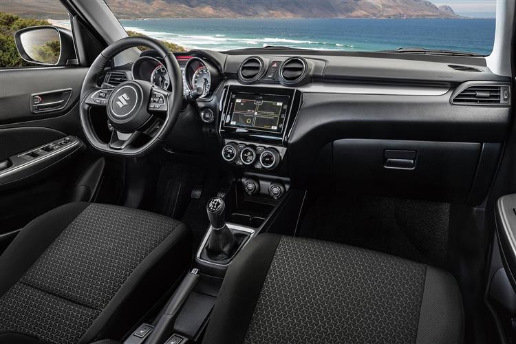 Suzuki Swift 1.2 Hybrid SZ-T 5dr image 8