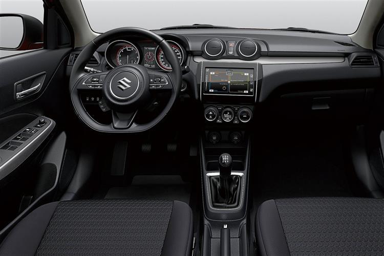 Suzuki Swift 1.2 Hybrid SZ-T 5dr image 9