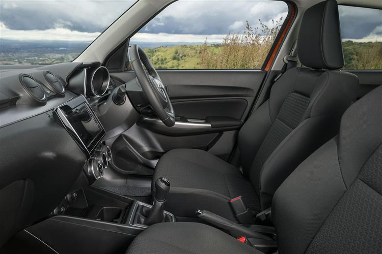 Suzuki Swift Sport 1.4 Boosterjet 48V Hybrid Sport 5dr image 15