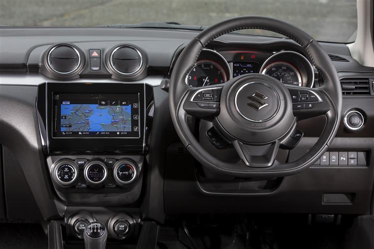 Suzuki Swift 1.2 Dualjet 83 12V Hybrid SZ5 5dr image 4