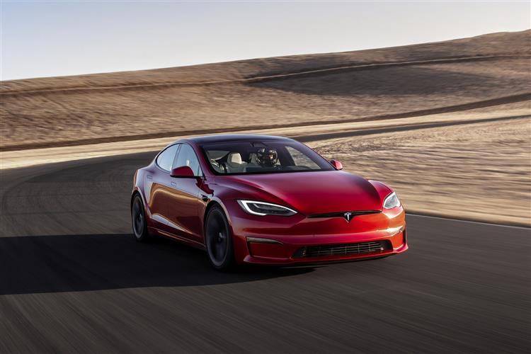 New Tesla Model S review