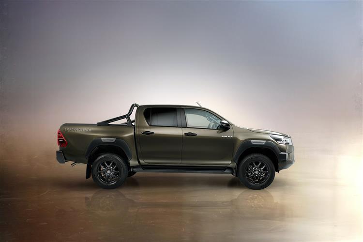 Toyota Hilux Diesel Active Pick Up 2.4 D-4D